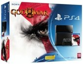 PS4 500GB GOW remastered