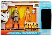 Star Wars Rebels Mission Series Action Figure 3-Pack Jedi Reveal The Ghost Exclusive 10 cm