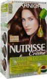 Garnier Nutrisse Sparkle Browns 5.23 Goud Violet Licht Bruin