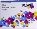 Dymo 11354 Multi functionele Labels wit