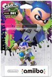 Nintendo amiibo Splatoon Figuur Splatoon Boy - Wii U + NEW 3DS