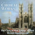 English Choral Works 10CD