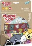 Woezel & Pip - Stickerset