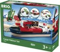 Brio Containerhaven Set