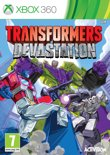 Transformers, Devastation  Xbox 360