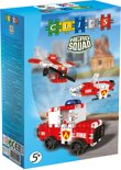 Clics Hero Squad Brandweer Brigade Box 3 In 1