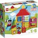 LEGO DUPLO Mijn Eerste Speelhuis - 10616