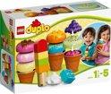 LEGO DUPLO Creatieve IJsjes - 10574