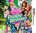 Barbie And Her Sisters Puppy Rescue  3DS
