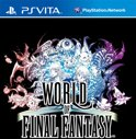 World of Final Fantasy - PS Vita