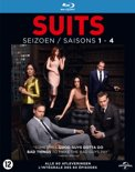 Suits - Seizoen 1 t/m 4 (Blu-ray)