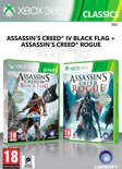 Compilatie Assassins Creed 4 Black Flag en Assassins Creed Rogue (Xbox 360)