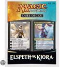 Magic the Gathering - Duel Deck - Elspeth vs Kiora
