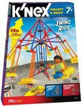 K'NEX Micro Amusement Park Swing Ride