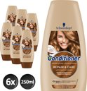 Schwarzkopf Repair & Care - 6x 250 ml - Voordeelverpakking - Conditioner