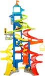Fisher-Price Little People City Racebaan - Speelfigurenset