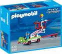 Playmobil Service voertuig - 3197