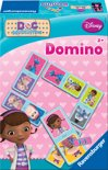Doc Mc Stuffins domino - Kinderspel