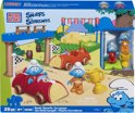 Mega Bloks Smurfs Small Playset Racing