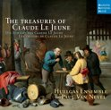 Huelgas Ensemble - The Treasures of Claude Le Jeune CD