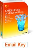 Microsoft Microsoft Office Home and Business 2010 - Engels / Licentie/ Download