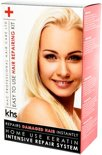 KHS Keratin Home System Hair Repair System Kit