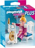 Playmobil Prinses met spinnewiel  - 4790