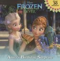 Frozen Fever Pictureback with Stickers (Disney Frozen)