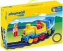 Playmobil 123 Trein met Rails - 6760