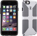Speck iPhone 6 4.7 inch CandyShell Grip (White / Black Core 3)