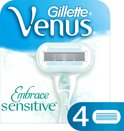 Gillette Venus Embrace Sensitive - 4 stuks - Scheermesjes