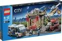 LEGO City Museum Inbraak - 60008