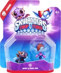 Skylanders Trap Team - Mini Pack - Spry & Mini Jini (Wii + PS3 + Xbox360 + 3DS + Wii U + PS4 + Xbox One)