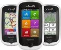 Mio Cyclo 305 - Fietsnavigatie - 3 inch scherm