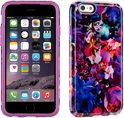 Speck iPhone 6 4.7 inch CandyShell Inked (LushFloral Pattern / Beaming Orchid Purple Core 3