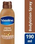 Vaseline Bodylotion Spray Cocoa Radiant - 190 ml - Bodylotion