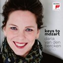 Keys to Mozart - Daria van den Bercken CD
