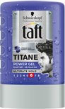 Taft Power Gel Titane flacon - 300 ml - Gel