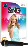 Let's Sing 2016 + 1 Microphone  Wii / Wii U