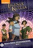 De Legende Van Korra - Boek 3: Verandering (Deel 1)