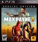 Take-Two Interactive Max Payne 3: Special Edition, PS3