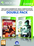 Rainbow Six: Vegas 2 + Ghost Recon: Advanced Warfighter 2