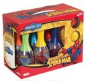 Spiderman bowlingset