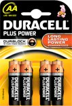 Duracell Plus Power AA Alkaline Batterijen 24x Pak
