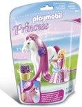 Playmobil Prinses Rosalie met paard om te verzorgen - 6166
