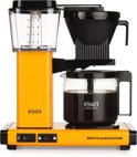 Moccamaster Kbg741 Ao Yellow Pepper