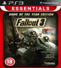 Fallout 3 -  Game of the Year Essentials Edition - PS3