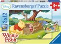 Ravensburger 2 Puzzels - Winnie the Pooh