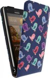Mobilize Ultra Slim Flip Case Huawei Ascend G6 4G Birdy