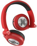 JBL Synchros E40BT - On-ear koptelefoon met Bluetooth - Rood